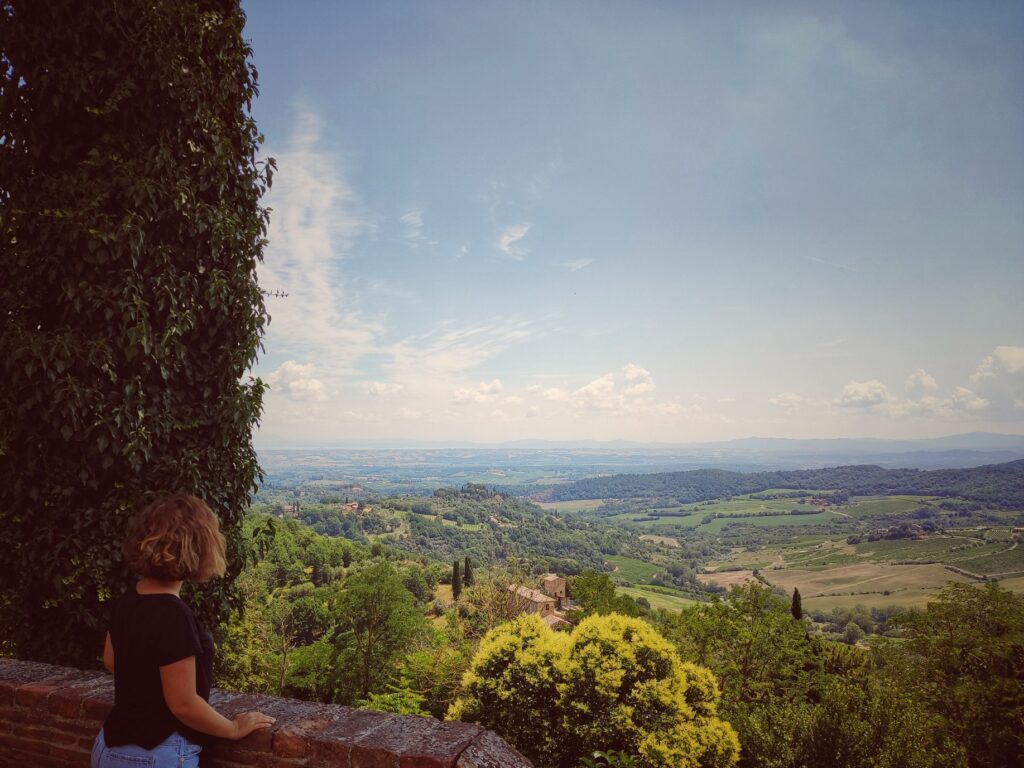 cosa vedere in Val d'Orcia Montepulcino